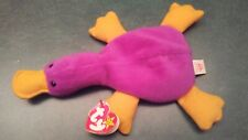 1993 (1st Edition-Style #4025) Patti Beanie Baby -Retired- With Errors!