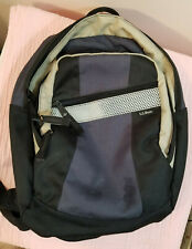 L.L BEAN Backpack-Small with 1 Strap-Nylon