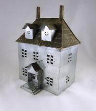 Dollhouse Miniature Fairy Garden Metal French Chateau House