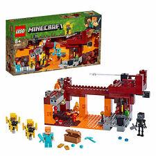 LEGO Minecraft 21154 The Blaze Bridge Age 8+ 372pcs New & Boxed + Free 24h Del !