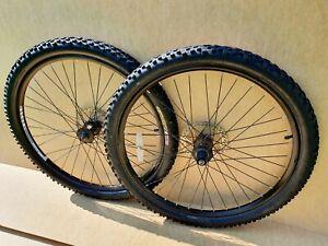 "Diamondback Mountain Disc Comp 26"" Wheelset QR - Mountain bike Wheels Sync Heist"