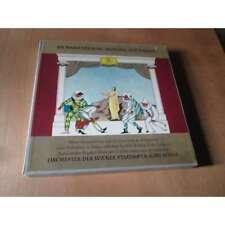 KARL BÖHM ariadne auf naxos RICHARD STRAUSS - DGG Tulip 3 Lp BOX 18850/52