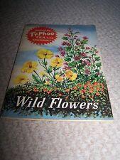 Ty-Phoo Tea Card Album-Wild Flowers