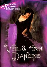 Veil & Arm Dancing with Amaya - Belly Dance DVD