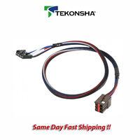 Tekonsha 3035-P Electric Brake Control Wiring Harness for 1994-2008 Ford,Mercury