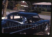 1977 Ektachrome Photo slide 1950s Studebaker Silver Hawk car #2