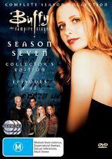 Buffy The Vampire Slayer Series : Season 7 : NEW DVD