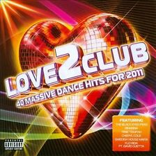 Love Pop 2010s Music CDs & DVDs