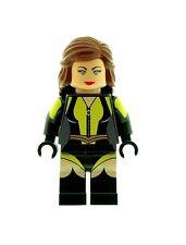 Custom Designed Minifigure - Silk Spectre Watchmen Printed on LEGO Parts