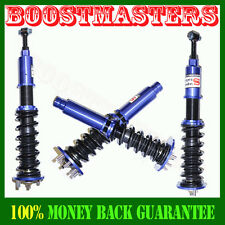 For 98-02 Accord 99-03Acura TL 01-03CL Coilover Suspension Lower Kit Blue