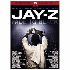 Jay Z - Fade to Black (DVD, 2013) 1 Day Handling!