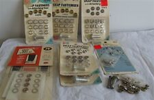 Vintage Snap Fasters w/ Attacking Tool 8 Packs & Loose Ones