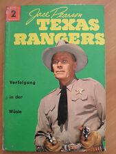 Texas Rangers. Bd. 2. Verfolgung in der Wüste