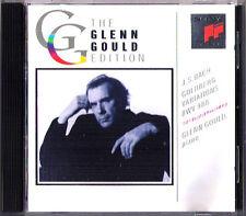 Glenn Gould: Bach Goldberg Variations BWV 988 Sony 1981 variazioni CD