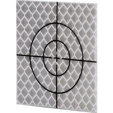 Silver Retro Reflective Targets (100 No) - 40mm