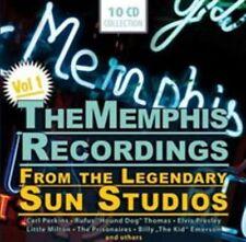 The Memphis Recordings From The Legendary Sun Studios, Vol 1, Elvis Presley 2014