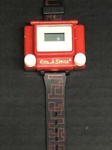 Etch-A-Sketch Wrist Watch Official Classic Magic Screen Digital Novelty Chop