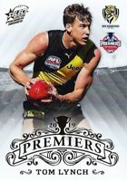 ✺New✺ 2019 RICHMOND TIGERS AFL Premiers Card TOM LYNCH - 15 of 25