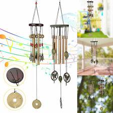 24'Wind Chimes Tube Bells Metal Church Chapel Outdoor Garden Home Hanging Decor