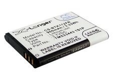 3.7V battery for BLAUPUNKT BT Drive Free 111 112 211 Li-ion NEW