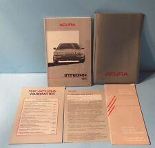 91 1991 Acura Interga owners manual