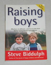 Book by Steve Biddulph - Raising Boys - Why boys are different, how to help them