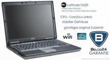 DELL Latitude D630 14,1 Zoll 2GB RAM 160GB HDD WLAN DVD-ROM ohne Betriebssystem