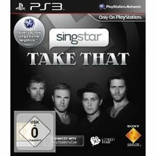 PS 3 ps3 juego sing star SingStar take that nuevo