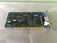 Arcnet 190SBT ISA network card Rev B jumpers - vintage hardware