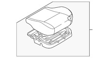 Genuine GM Seat Cushion 96827929