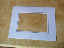 Marie Louise ou Passe Partout Format 30 x 40 pour Encadrement (Envoi Spécial )