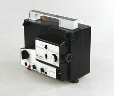 Super8 Normal 8 Filmprojektor N exclusiv HLD 6000 Ton mit Koffer