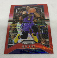 Josh Hart 2019-20 Panini Prizm Red Wave New Orleans Pelicans #240
