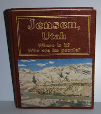 Jensen Utah Settlement Unitah County geneology ancestry history HC Mormon LDS
