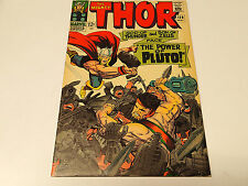 (JOURNEY into MYSTERY) The MIGHTY THOR #128 Marvel Comics 1966 Fn+ Hercules