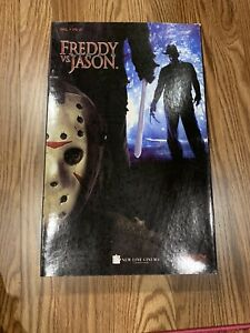 """Sideshow Collectibles Freddy vs Jason: Jason Voorhees 12"""" Action Figure NEW"""