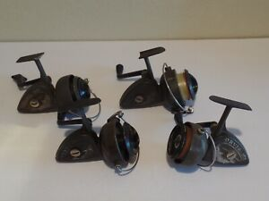 Four Vintage Orvis 100/101 Spinning Reels - Italy/ Zangi - Parts/Restore