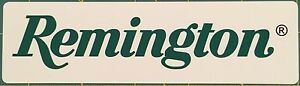 Remington Gun Logo Vinyl Sticker Decal,  **FREE SHIPPING**