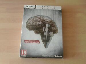 The Evil Within limited edition & the evil within 2       new&sealed