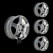 4x 14 Zoll Alufelgen für VW Polo, (4-Türer) / Enzo G 5,5x14 ET37 (B-5300923)