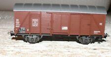 V1 Roco 4310 S ged.Güterwagen Glastransport DB