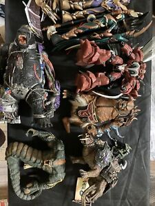 Spawn Action Figure, Todd McFarlane Lot Of 8 Loose Image