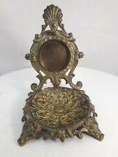 potence présentoir support montre de poche Bronze