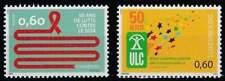 Luxemburg postfris 2011 MNH 1914-1915 - Bestrijding van Aids / ULC