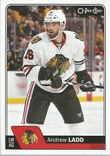 Andrew Ladd #275 - 2016-17 O-Pee-Chee - Base