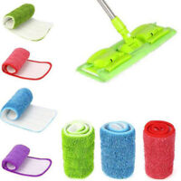 For Spray Mop Pad Replacement Refill Microfiber Cloth Floor Wet/Dry Cleaning Pad
