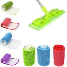 For Spray Mop Replacement Pads Washable  Microfiber Wet/Dry Cleaning Tools New.