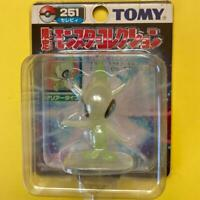 [UNOPENED in BOX] Pokemon Moncolle Limited Celebi TOMY