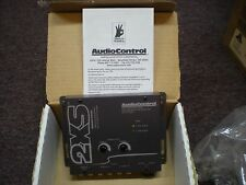 BRAND NEW IN THE BOX AUDIOCONTROL 2XS SALMON GREY 2 WAY ELECTRONICS CROSSOVER