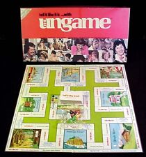 The Ungame Christian Version~1975 Unused Pieces Sealed